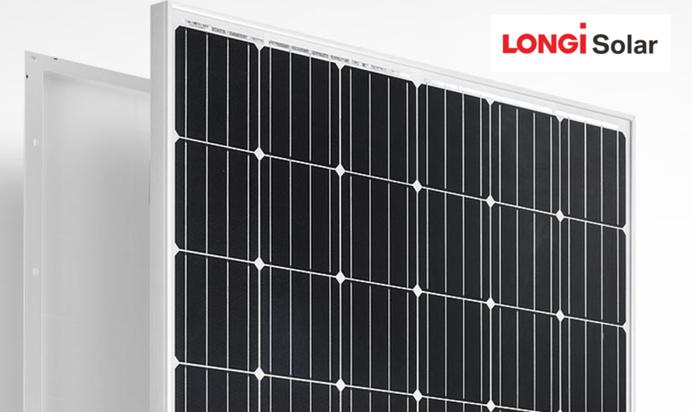 20,66% ефективності  для сонячних батарей - новий світовий рекорд LONGi Solar