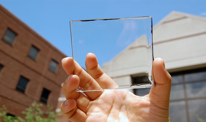 Will the Innovative Transparent Solar Panels Be Used Instead of Windows?