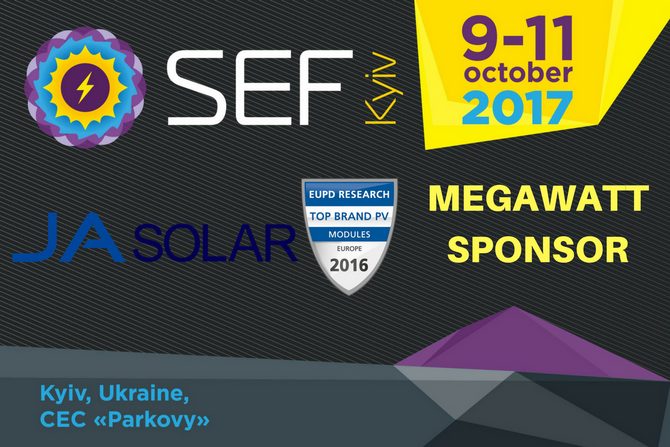 Global leader in solar cell development with regards to research and development