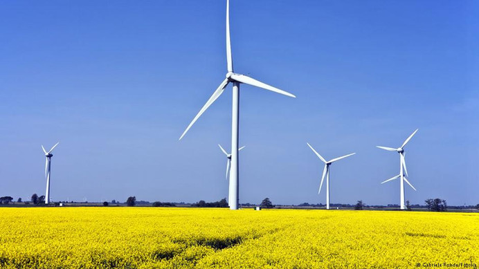 250 million EUR loan from the EBRD for the development of renewable energy in Ukraine