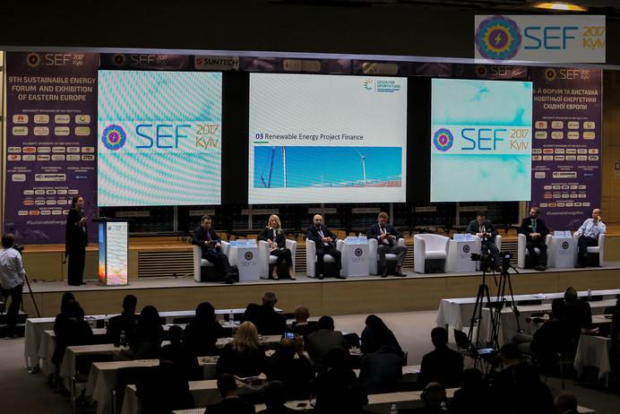 In 2017, the Ukrainian renewable energy market will exceed € 400 million