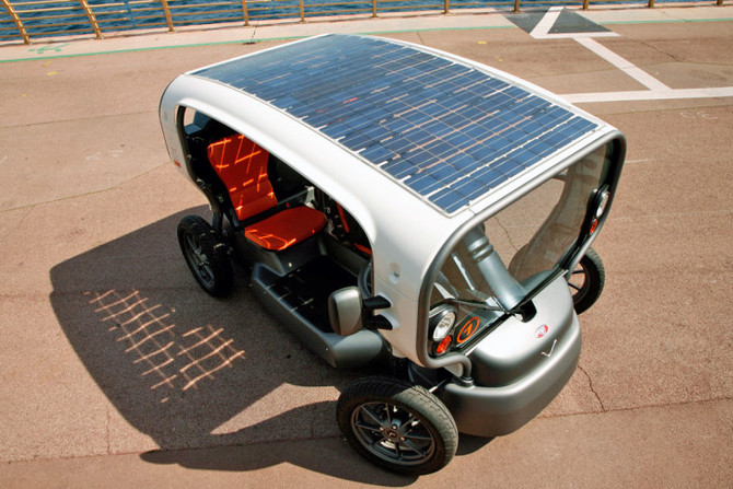 Сонячні автомобілі, як стиль життя
