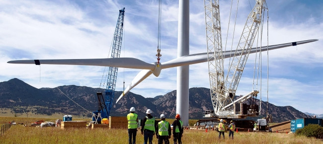 8.4 trillion dollars of investments for green energy will be involved by 2050