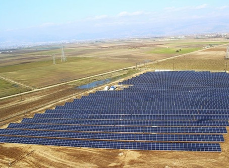 Kozani Greek Solar Park will become one of the largest in Europe