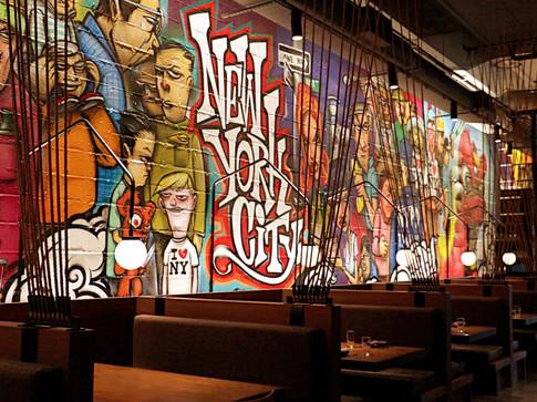 Rice & Gold, New York