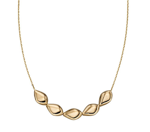 Multi Pebble Necklace