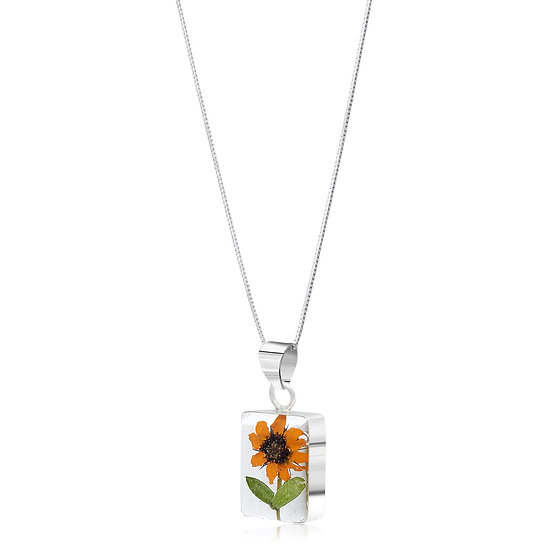 Sunflower Pendant, choice of styles