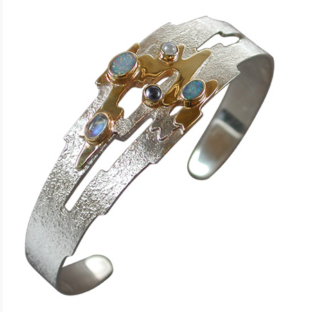 Monet Reflections Bangle