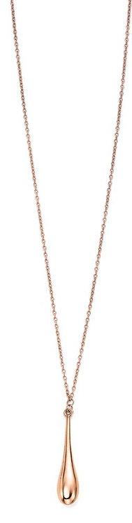 Rose Gold Long 51cm Necklace
