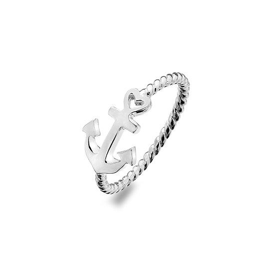 Cornish Anchor Ring