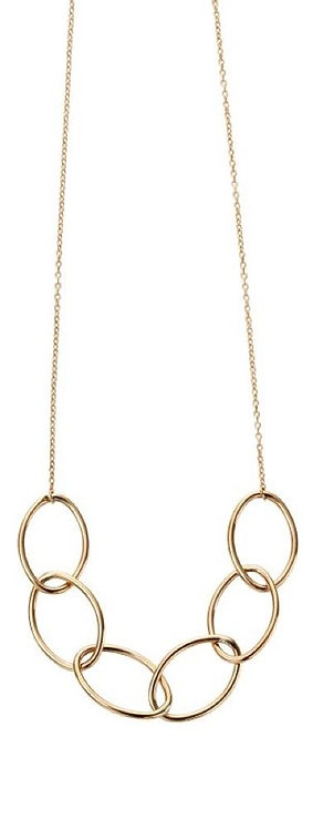 Big Link Necklace