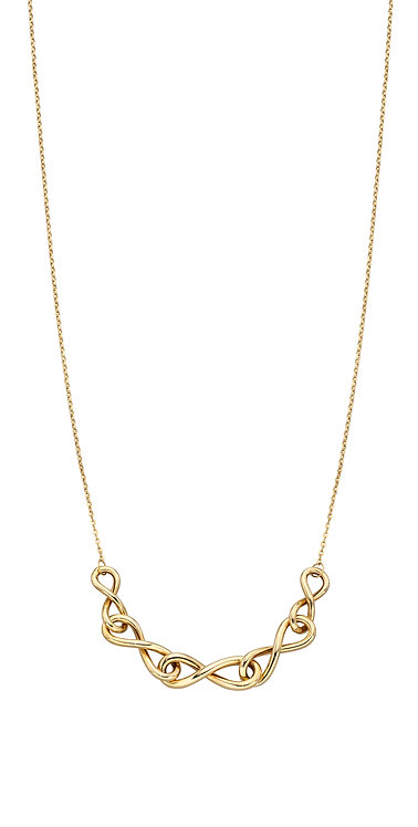 Celtic Infinity Necklace