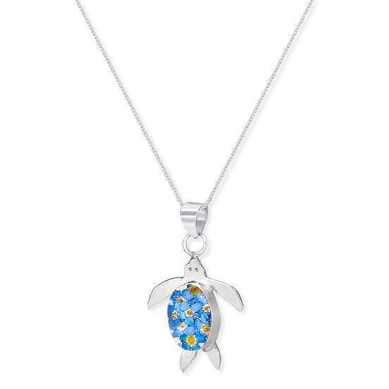 Forget-Me-Not Necklace, choice of styles