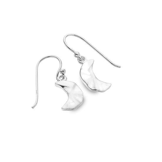 Luna earrings, studs or drops