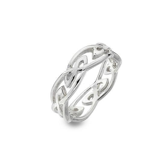 Ancient Knots Celtic Ring