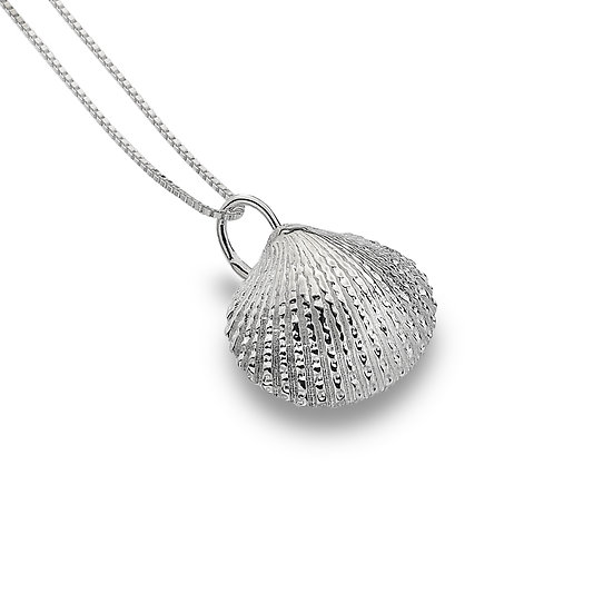 Cockle Shell Pendant