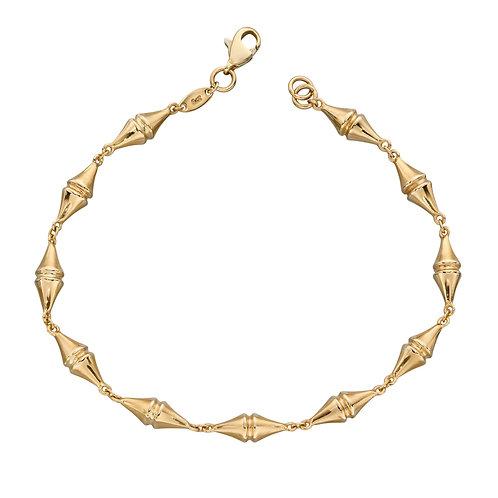 Kite Shapes Bracelet