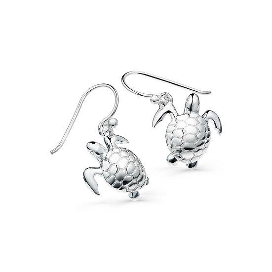 Reef Turtle earrings, studs or drops