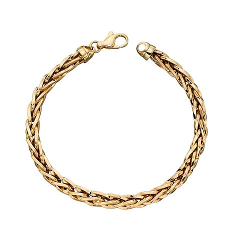 Twist Chain Bracelet