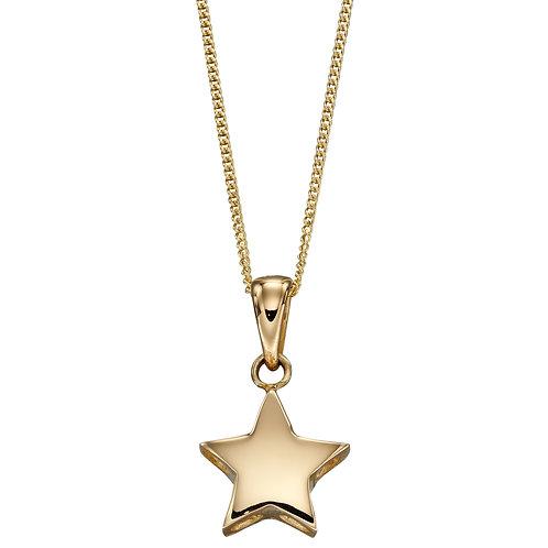 Tiny Star Pendant
