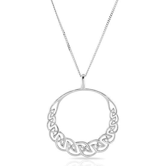 Lindisfarne Celtic Pendant