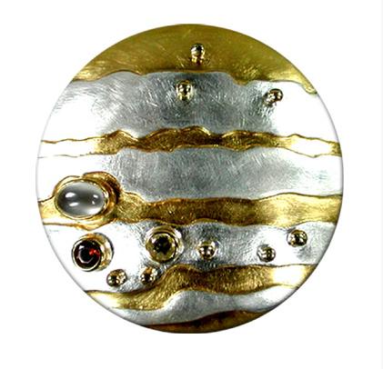 Jupiter Pendant/Brooch
