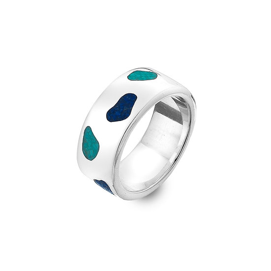 Blue Shores Ring