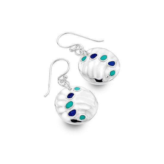 Blue Shores Earrings