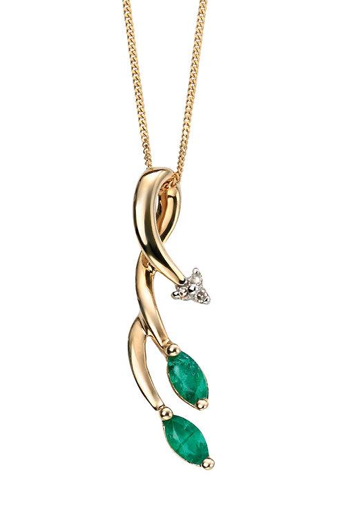 Emerald Vine Pendant