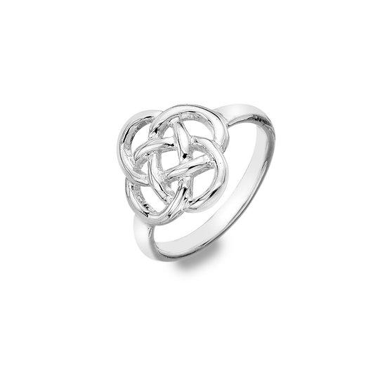 Large Celtic Knot Ring