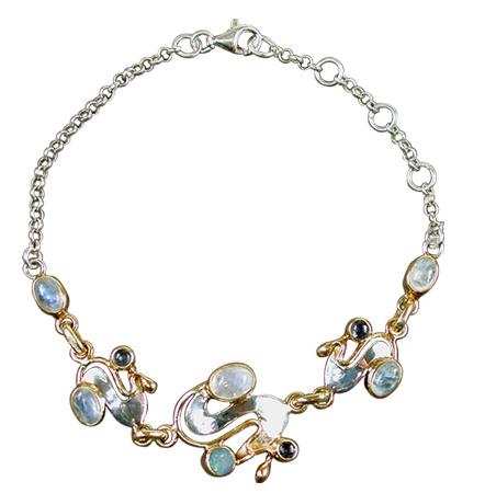 Monet Water Lilies Bracelet