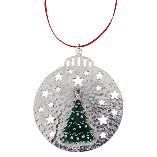Bauble with stars – Christmas tree decoration