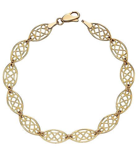 Filigree Tennis Bracelet