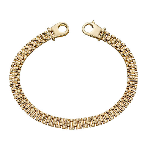 Watch Strap Bracelet