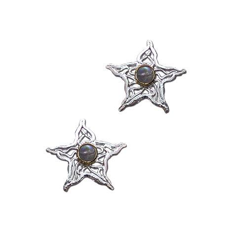 Sea Stars Stud Earrings