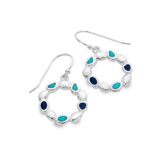 St. Ives bay earrings