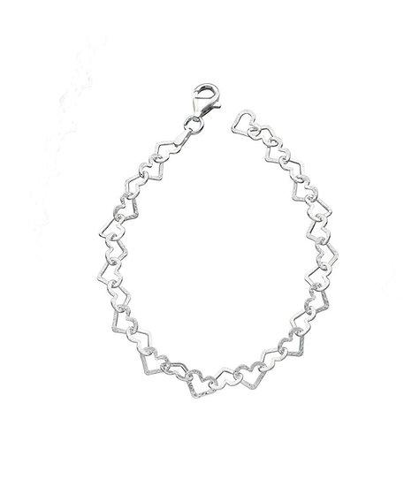 Dainty Tiny Hearts Bracelet