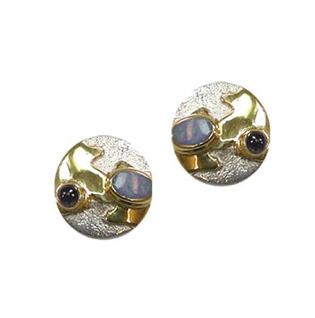 Monet Reflections Earrings