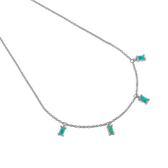 Boho Amazonite Necklace