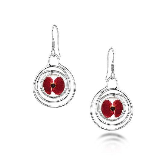 Poppy Earrings, choice of styles