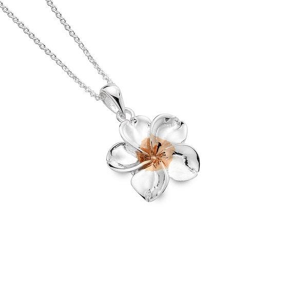 5 Petal Flower Pendant