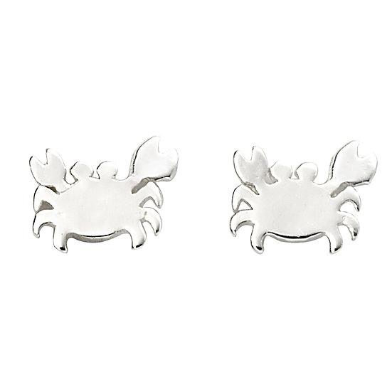 Crab Stud Earrings