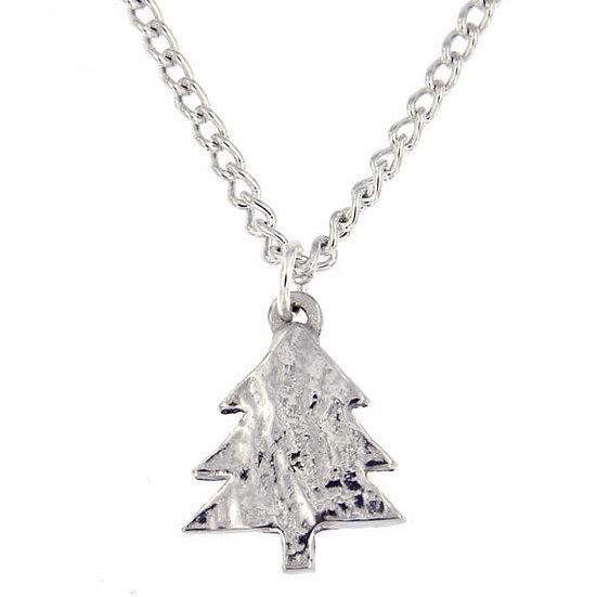 Small Christmas tree pendant