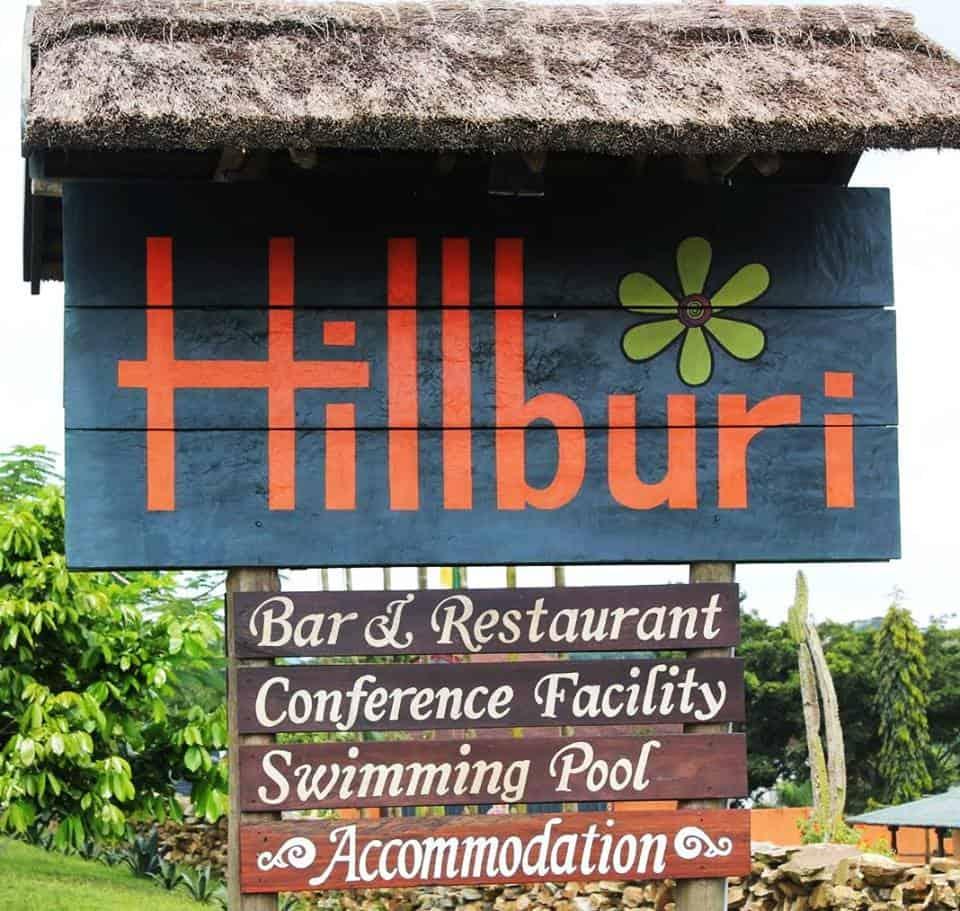 Hillburi-Sign