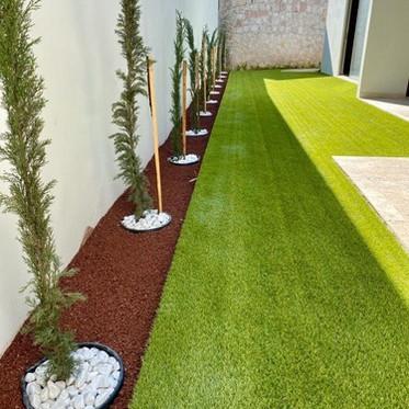 Dale vida a tus espacios con el pasto sintético