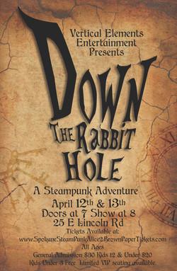 DownTheRabbitHole Poster