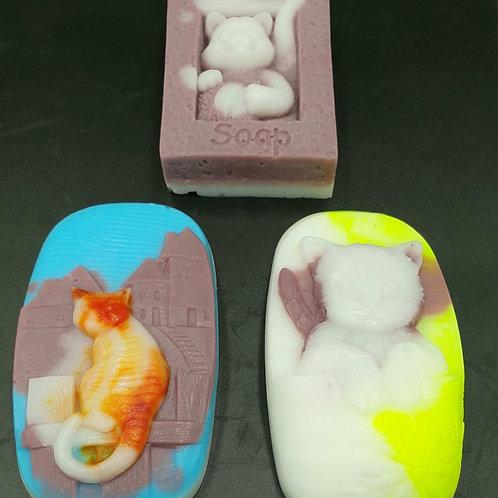 Animal Organic Handmade Soaps