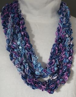 Versatile Ribbon Necklace