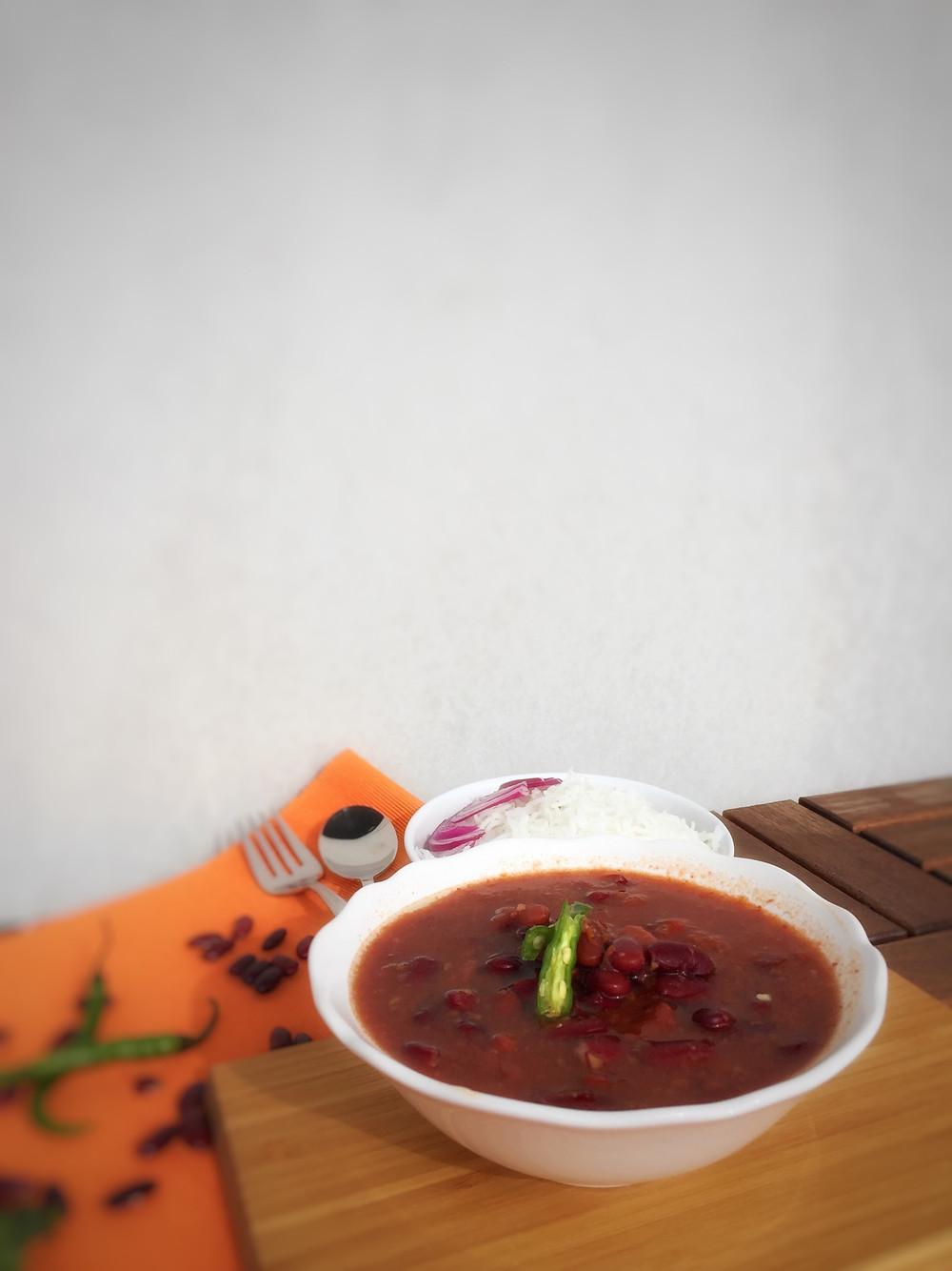 Rajma Masala, Red Kidney bean