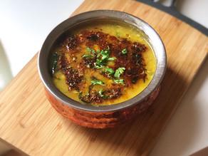 Zucchini Chana Dal